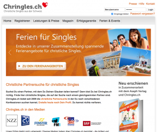 Sind christliche dating-sites es wert?